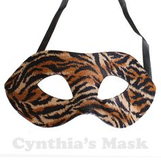 Hey, I found this really awesome Etsy listing at https://www.etsy.com/listing/251228605/animal-print-eye-mask-masquerade-tiger