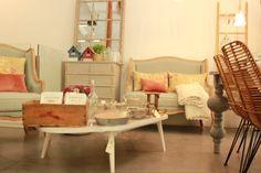 French style sofa corner by #memoriasdelayer