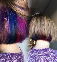 Trendy Hair Color 2017 Fashion Show 37 Ideas Kids Hair Color, Hair Color 2017, Girl Hair Colors, Cool Hair Color, Faded Hair Color, Hair Color Highlights, Blonde Color, Peekaboo Highlights, Highlights Kids