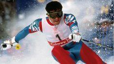 12 dicembre 1994, Alberto Tomba vince lo slalom di Sestriere! E' la stagione d'oro per il nostro atleta, quella che lo porta al titolo generale!
