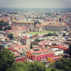 Cholula / 7 of Mexico's best kept secrets / A Globe Well Travelled