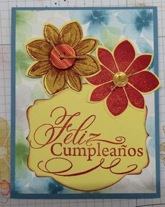 26 best birthday cards spanish images on pinterest in 2018 spanish items similar to feliz cumpleanos on etsy find this pin and more on birthday cards spanish m4hsunfo