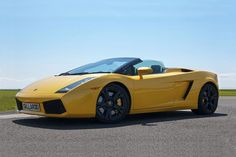3, 6 or 9-Lap Supercar Experience - 5 Locations!