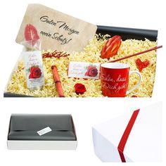 Süßes Geschenkset von ideas in boxes für die Frau #Geschenkidee #valentinesday