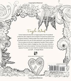 Leaf Coloring Adult Colouring Books Pages Childrens Book Illustration Illustrations Reader