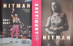 Hitman: My Real Life in the Cartoon World of Wrestling. Hart kept an audio diary, recording stories of the wrestling life: the relentless travel, the practical jokes, the sex and steroids and cocaine, and the real rivalries (as opposed to the staged ones that unfolded before the fans). He was widely considered by many of his peers as the greatest technician and worker of his generation. No one has ever written about wrestling like Bret Hart because no one has ever lived a life like him.