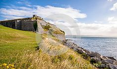 This coastal fortress is the Nothe Fort in Weymouth. Built 1872 to protect…