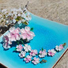 DeviantArt üzerinde EruwaedhielElleth tarafından kanzashi Büyük sakura (kiraz çiçeği)