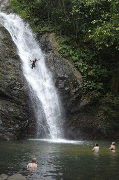 Biausevu Waterfalls, Coral Coast, Fiji