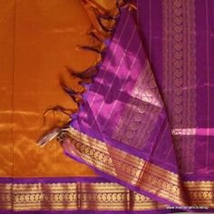 9 yards Madisar Silk Saree for Iyer and Iyengar community used in marriage upanayanam Graha Pravesam function. Thanks