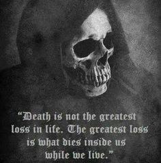 #death #live #soul