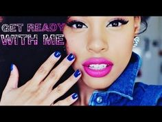 ▶ Get Ready with Me! - With BH Cosmetics Take Me To Brazil Palette
