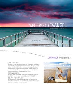 Celebration Church Brochure  Church Graphic Design