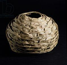 Andy Goldsworthy 'Spherical Leaf Work'