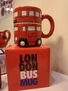 London Bus Mug                                                                                                                                                                                 Mais