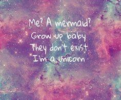 I'm a unicorn!                                                                                                                                                                                 Mehr