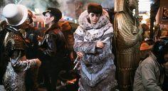 Blade Runner costumes