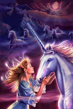Unicorn by Jeffery Lindberg