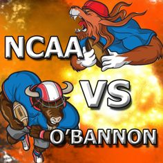 NCAA Takes Hit in O'Bannon Lawsuit   #NCAA #college #collegesports #collegefootball