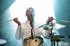 Chris Dangerous from The Hives @ Pause Guitare John Butler Trio, Detroit, Photos Du, Concert, Guitar, Concerts