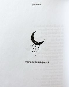 Small Quotes, Self Love Quotes, Short Quotes, Happy Quotes, Magic Quotes, Bio Quotes, Words Quotes, Moon And Star Quotes, Pretty Quotes