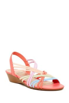 Impo Rampage Wedge Sandal
