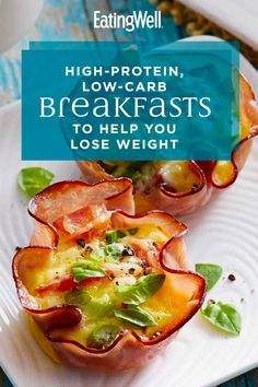 Low Carb Breakfast, Healthy Breakfast Recipes, Healthy Eating, Diabetic Recipes, Low Carb Recipes, Diet Recipes, Losing Weight, Weight Loss, Diet Inspiration