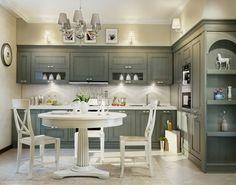 Дизайн совмещенной кухни-гостиной с барной стойкой: 75 мультифункциональных и современных интерьеров http://happymodern.ru/dizajn-kuxni-sovmeshhennoj-s-gostinoj-foto-s-barnoi-stoikoj/ дизайн кухни совмещенной с гостиной: фото с барной стойкой, предметы интерьера важны на кухне гостинной классического образца: статуэтки, вазы с цветами, картины создают домашнюю атмосферу
