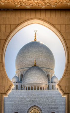 Photograph Sheikh Zayed Grand Mosque by Marek Kijevský on 500px