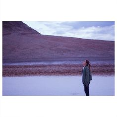 *The other day I went to L.A. Happened to encounter something so different I didn't know and broad and so beautiful, it was a really great feeling it made me want to dance to the ends of the earth. Memories while in L.A #la #losangels #deathvalley #unotravel* (Cre: misakolove)
