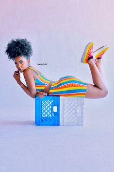 black plus size women/models Photoshoot Concept, Photoshoot Themes, Photoshoot Inspiration, Black Girl Magic, Black Girls, Photography Poses, Fashion Photography, Black Girl Aesthetic, Mode Streetwear