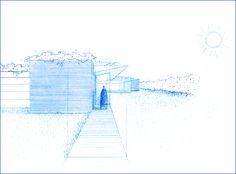 Elements Workshop - Fontaine-les-Dijon House - France - Perspective 1
