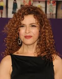 Bernadette Peters. If I ever got the chance to meet her, I would lose it.