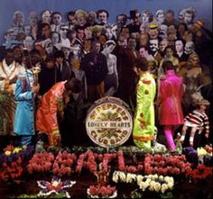 st. peppers lonely hearts club band... we hope you enjoy the show...