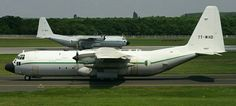 Lockheed C-130H-30 Hercules (7T-WHD + 7T-WHL), Algerian Air Force (1983)