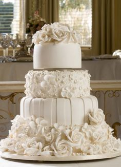 To die for wedding cake layers