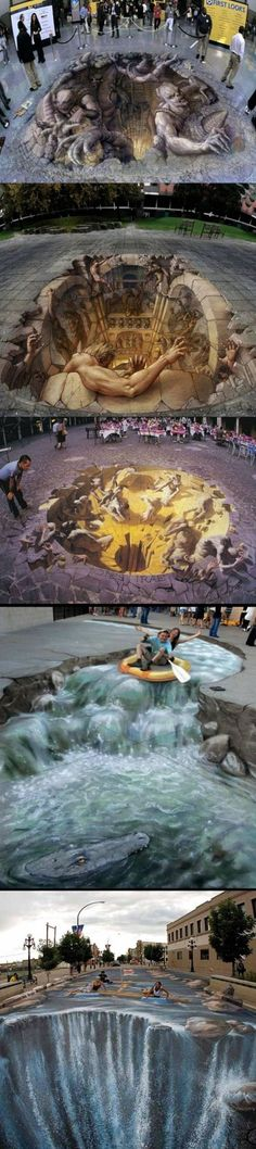 Amazing Art : Photo