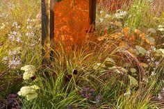 The Prehistoric Modernism garden at the RHS Flower Show Tatton Park 2014 / RHS Gardening