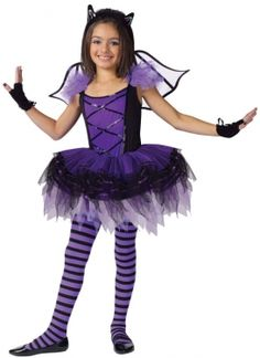 the child batarina vampire costume is a cute vampire bat halloween costume for girls the girls costume is fun for ballerina tutu style vampire halloween - Spirits Halloween Alexandria La