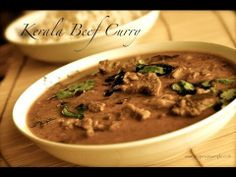 Nadan Beef Curry – Traditional Beef Curry from Kerala