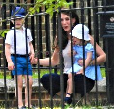 Wills♥Kate♥George♥Charlotte♥and Louis — June 2017