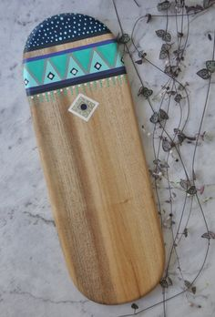 Image of 'Coastal Hideaway' | Handcrafted Reclaimed Camphor Serving Board