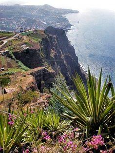 Cabo Girao   Madeira  Portugal
