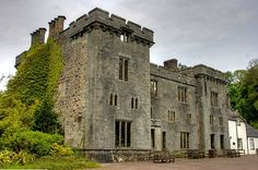 Armadale Castle is a ruined country house in Armadale, Skye, former home of the MacDonalds. Since 1925 the castle, abandoned by the Macdonald family, has fallen into ruin. The gardens around the castle have been maintained, and are now home to the Clan Donald Centre, which operates the Museum of the Isles.