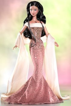 2003 November Topaz™ Barbie® Doll   Barbie Collector, Release Date: 9/1/2003 Product Code: C0581, $_
