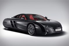 Enjoy these photos of the McLaren X-1 Concept ($TBA), because it's probably as close as you'll ever get to one. Created by McLaren Special Operations for an anonymous client — one who already owned a a McLaren F1, a Mercedes-Benz SLR McLaren and a 12C, in case you needed more reason to be jealous — the X-1 is structurally based on a carbon MonoCell but features a totally unique body that recalls the classic, swooping lines of cars gone by.
