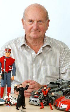 .Thunderbirds Creator Gerry Anderson Dead at 83 ::GreetLane...Entertainment News......