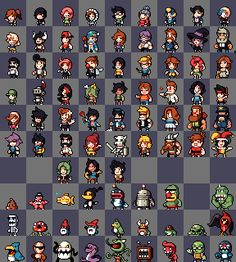 TIGSource Pixel thread - Veo