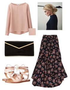 """Casual"" by kwhitley4 on Polyvore featuring UNIF, Uniqlo and Steve Madden"