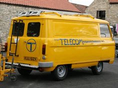 First gig van.ex telecom as well dreadful to drive cold and unreliable. Went all round the uk in it Classic Cars British, Old Classic Cars, Classic Trucks, Uk History, Cool Vans, Retro Advertising, Childhood Days, Commercial Vehicle, Nostalgia